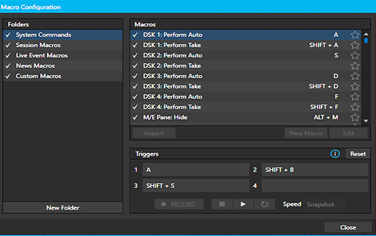 Tricaster tC1 Next-Level Automation